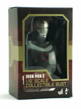 Hot Toys War Machine Mark II Iron Man 1/6 Scale Collectible Bust Limited New