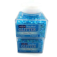 Sulyn Party Blend Glitter Winter Fest 2 oz Container LOT OF TWO Free Shipping
