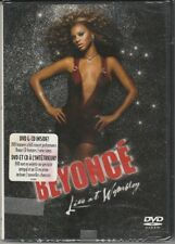 Beyonce - Live at Wembley dvd + cd combo - Knowles - 6 track cd - sealed