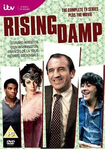 Rising Damp: The Complete TV Series Collection Box Set DVD comedy with Rigsby