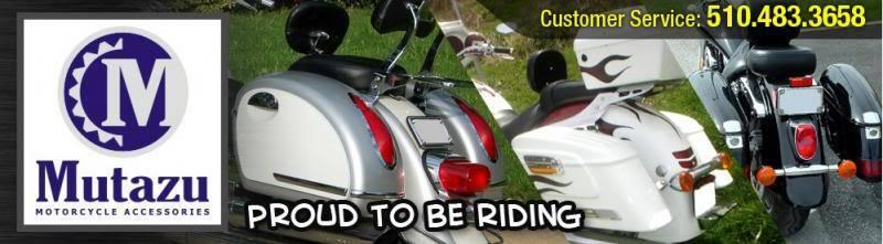 MUTAZU MOTORCYCLE ACCESSORIES INC