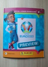 Panini EURO 2020 Preview. Empty album Russian Edition from  OZON!