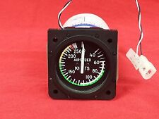 """Aerosonic 2"""" 40-250 knot Airspeed Indicator P/N: 25025-0175 (Unit Only)"""