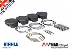MAHLE Motorsport forged pistons Mitsubishi Evo 4 - 9 2003 - 2009 86mm bore