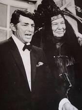 Vintage Music & TV Star - DEAN MARTIN & PHIL HARRIS, c1967 Promotional Photo