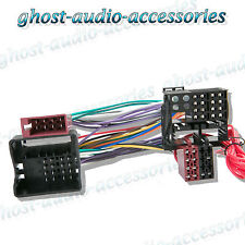 Skoda Superb Parrot Bluetooth Handsfree Car Kit SOT Lead T-Harness CT10SK01