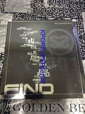 SS501 Mini Album - Find (Limited Edition) CD NEW Sealed K-POP Kim Hyun Joong