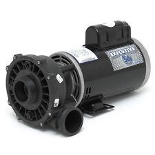 Waterway Executive 56-Frame 5HP Dual-Speed Spa Pump — 3722021-1D