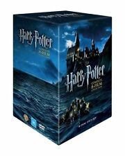 Harry Potter Collection (Blu-ray, 2011, 10-Disc Set)