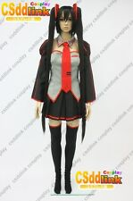Vocaloid Zatsune Miku cosplay costume free shipping