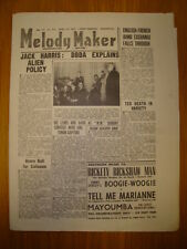 MELODY MAKER 1947 #714 JAZZ SWING JACK HARRIS TED HEATH