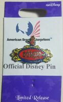 "Disney PIN Hidden Mickey WAVE C - 2019 WDW ATTRACTION SIGNS ""DUMBO"" Traded"