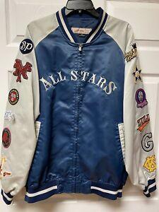 J.C Freeman & Sons Negro League All Stars Jacket (Sz 2XL) Team Patches XXL -READ