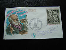 FRANCE - enveloppe 1er jour 26/10/1968 (antoine bourdelle) (cy59) french