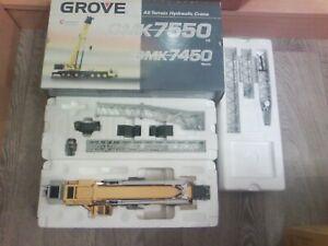 GROVE GMK 7550 NZG  1/50
