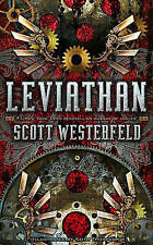 1st Ed Leviathan By Scott Westerfeld Hardcover Free Shipping