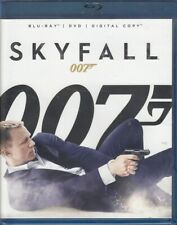Skyfall (Blu-ray/DVD, 2013, 2-Disc Set) No Digital Copy -- Like New Discs
