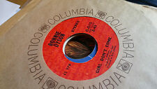 Ronnie Dyson 45 Girl Don't Come/Why Can't I Touch You Columbia 45110