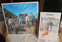 KAPORAL jeans, 2 presentoirs autoportants PLV display take me as I am tmaia