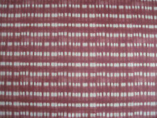 "Harlequin Scion Curtain Fabric Design ""kali"" 2 Metres Berry & Champagne"