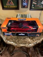 1/10 Scale Dodge Viper SRT Extreme Machine (RED)  RC Car (NEW)