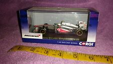 corgi cc56702 vodafone mclaren mercedes mp4-28 2013 race car sergio perez