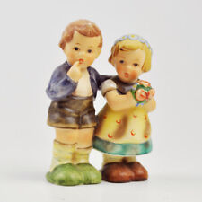 Hummel Göbel Figur - Wir gratulieren - Kinder - Kinderpaar - Pärchen