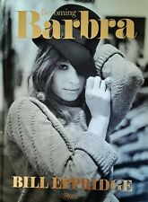 BARBRA STREISAND - BECOMING BARBRA - BILL EPPRIDGE - HARDBACK