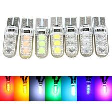 501 LED XENON BULB T10 WHITE SIDE LIGHT CAR VAN CANBUS FREE 5050 WEDGE LAMP 12V