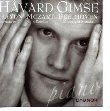 Havard Gimse - Haydn & Mozart & Beethoven [New CD] Jewel Case Packaging