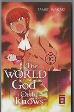 + + The World God Only Knows Volume 10 manga (Tamiki Wakaki) TOP! + +