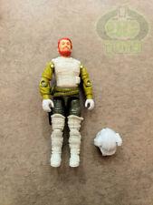 G.I. Joe Long Range 1989 ARAH Vintage O-Ring GI Joe Action Figure