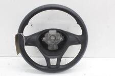 2017 T6 VOLKSWAGEN TRANSPORTER Black Vinyl Steering Wheel