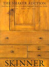 Skinner SHAKER FURNITURE Klank & Nelson American Collect Post Auction Catalog