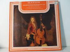 HAYDN Concertos pour violoncelle N°1 et 2 GENDRON CASALS LEPPARD 6539054