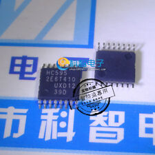 10X HC595 74HC595PW 8-bit serial-in/serial or parallel-out shift register TSSOP