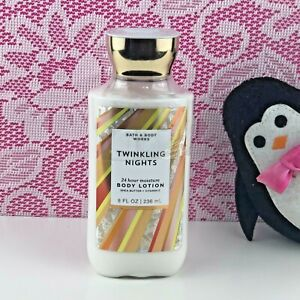 Bath and Body Works Twinkling Nights Body Lotion
