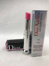 Dior Addict Lacquer Stick Bubble A blue toned vivid pink. NIB 487