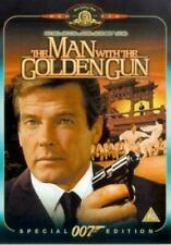 The Man With The Golden Gun DVD (2003) Christopher Lee