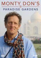 Monty Don's Paradise Gardens Dons New Region 2 DVD
