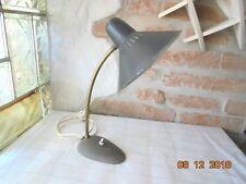 Alte Tischlampe Schreibtisch Werkstattlampe  60er 70er Jahre Bauhaus