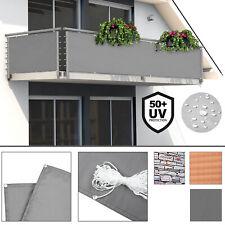 Sichtschutz Balkon Terrasse Windschutz Markise Balkonsichtschutz Schutzzaun
