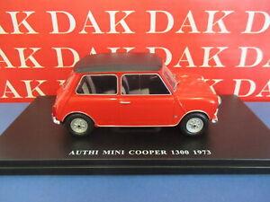 Die cast 1/24 Modellino Auto Austin Mini Cooper 1300 1973