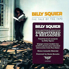 The Tale of the Tape [Remaster] by Billy Squier (CD, Oct-2005, Rock Candy)