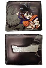 Dragon Ball Z Anime Goku Symbol Bi-fold Wallet New W/ Tag Official GE Animation