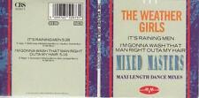 The weather Girls CD-single it 's raining Men (3 pouces)