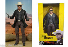 Neca Disney The Lone Ranger 1/4 Scale Action Figure New In Box