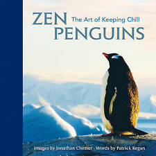 Zen Penguins: The Art of Keeping Chill-ExLibrary
