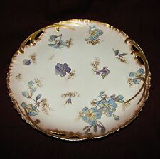Charles Field Haviland Limoges china hand painted plate
