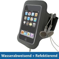 Silber Sport Armband für iPod Touch 2G 3G 4G 2/3/4te Gen Jogging Fitness Tasche